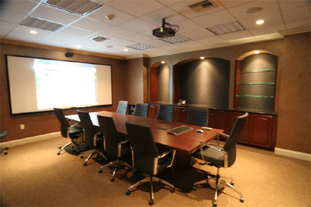 Conference Room Presentations